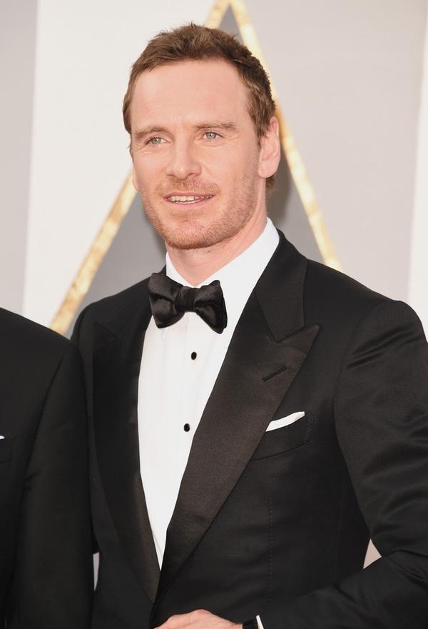 """Michael Fassbender được đề cử giải nam chính trong phim """"Steve Jobs"""""""