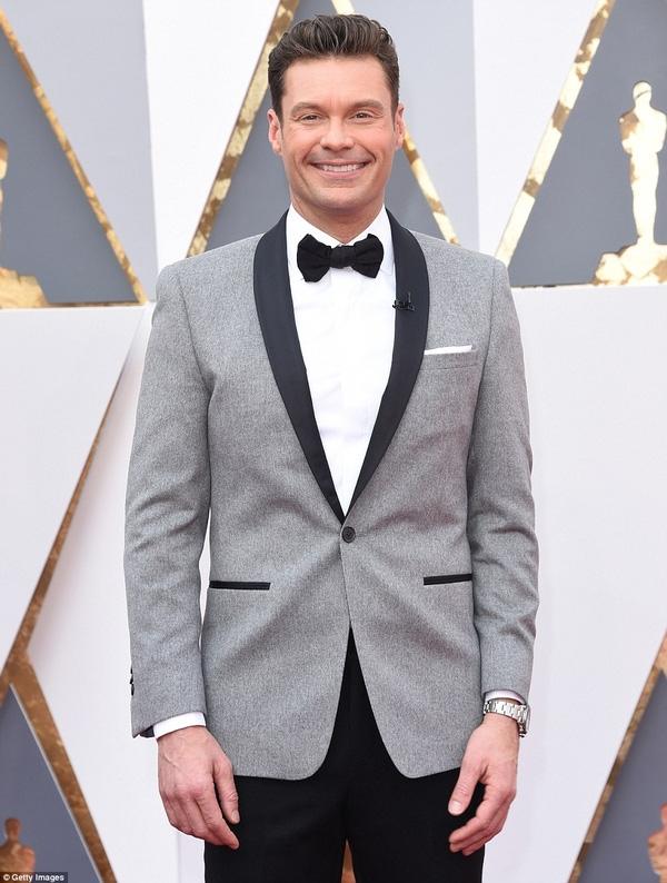 """Ryan Seacrest - người dẫn chương trình lừng danh của """"American Idol"""""""