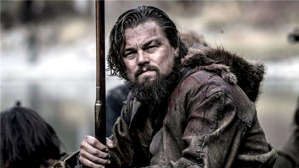 Leonardo Dicaprio trong The Revenant. (Ảnh: Internet)