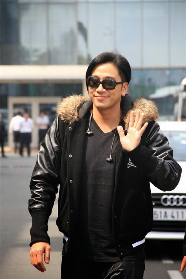 Ngô Trác Hy: Tôi sẽ ở lại Việt Nam một thời gian
