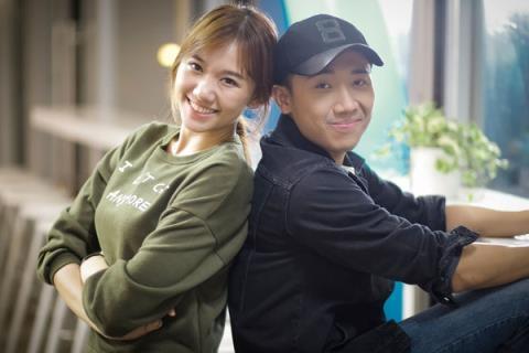 Việc Trấn Thành và Hari Won công khai yêu nhau đã từng khiến cộng đồng mạng dậy sóng. (Ảnh: Internet) - Tin sao Viet - Tin tuc sao Viet - Scandal sao Viet - Tin tuc cua Sao - Tin cua Sao