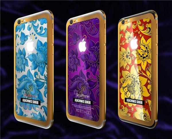 6 chiếc iPhone 6s độ có giá đắt nhất thế giới