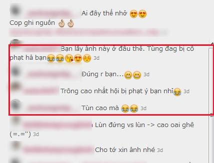 Theo người đăng ảnh chia sẻ thì Sơn Tùng đang bị cô giáo phạt - Tin sao Viet - Tin tuc sao Viet - Scandal sao Viet - Tin tuc cua Sao - Tin cua Sao