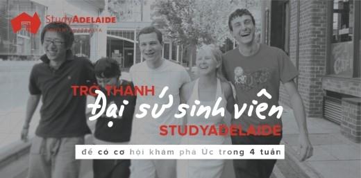 Cơ hội thành đại sứ du học Úc cho teen Việt