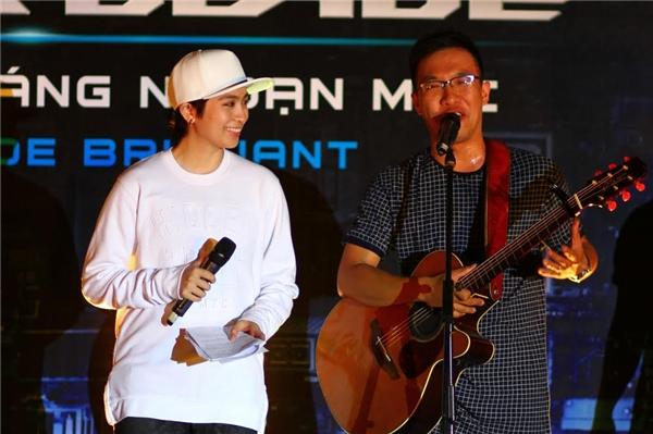 Thể hiện bản lĩnh ở nhiều lĩnh vực từ âm nhạc đến điện ảnh và MC, Gil Lê dần trở thành một trong những sao Việt đa tài nhất. - Tin sao Viet - Tin tuc sao Viet - Scandal sao Viet - Tin tuc cua Sao - Tin cua Sao