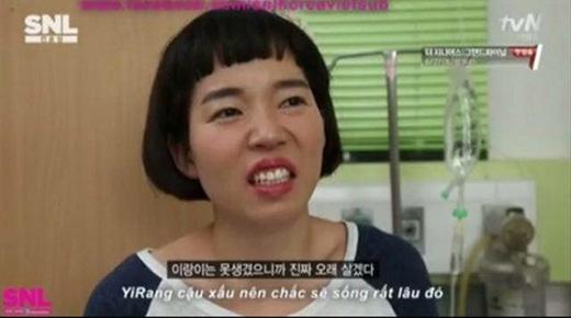 Nhiều người cho rằng kiểu tóc nàyđược lấy cảm hứng từ một diễn viên hài nổi tiếng của Hàn Quốc. (Ảnh: Internet)