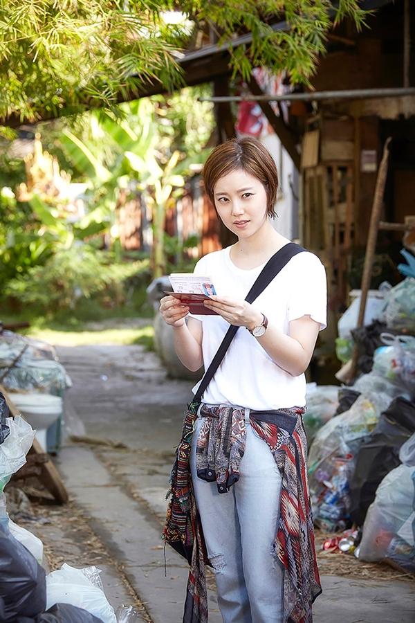 Hình tượng cá tính mới mẻ của Moon Chae Won trong phim