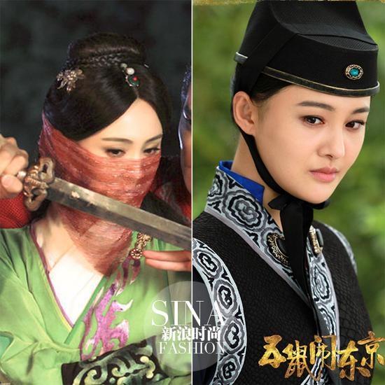 Đọ nhan sắc mĩ nữ cổ trang gây bão màn ảnh Hoa ngữ năm 2016