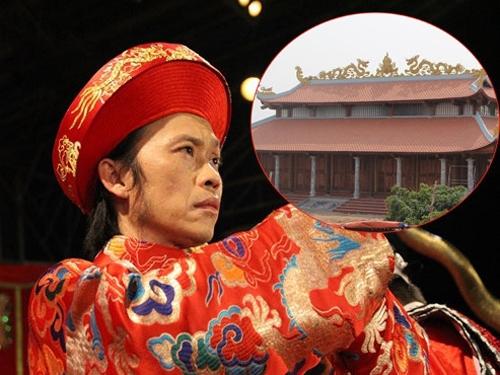 Công trình nhà thờ tổ là tâm huyết suốt đời của NSƯT Hoài Linh. (Ảnh: Internet) - Tin sao Viet - Tin tuc sao Viet - Scandal sao Viet - Tin tuc cua Sao - Tin cua Sao