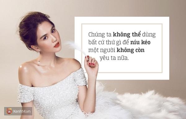 Cô cũng cho biết cô chỉ dùng sự chân thành để yêu, chứ không bao giờ níu kéo những gì không thuộc về mình - Tin sao Viet - Tin tuc sao Viet - Scandal sao Viet - Tin tuc cua Sao - Tin cua Sao