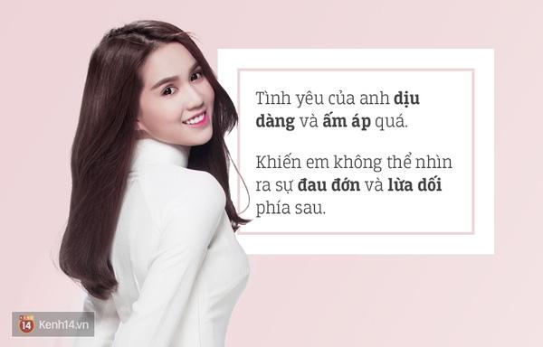 Đôi khi Ngọc Trinh cũng có câu nói đầy tâm sự về chuyện tình cảm - Tin sao Viet - Tin tuc sao Viet - Scandal sao Viet - Tin tuc cua Sao - Tin cua Sao