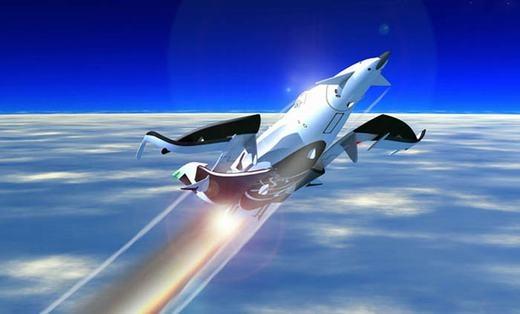 Cùng với sự phát triển của các tòa nhà vũ trụ, các chuyến bay vào không gian cũng được phổ biến hơn. Nhóm dự đoán rằng đến năm 2116, chúng sẽ đi từ Trái đất đến Mặt trăng hay sao Hỏa như cách mà ta bay từ nước này qua nước khác của hiện tại. (Ảnh: Internet)