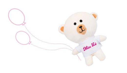 """Gấu yêu thương phiên bản """"bà nội"""" Miu Lê được tặng bất ngờ."""
