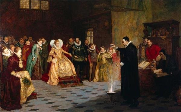 John Dee là một học giả, nhà triết học, hoa tiêu, bác sĩ và nhà chiêm tinh cho Nữ hoàng Elizabeth I. Ông được nhớ đến như một người đàn ông bí ẩn nhiều lần vượt qua ranh giới giữa khoa học và hiện tượng huyền bí.