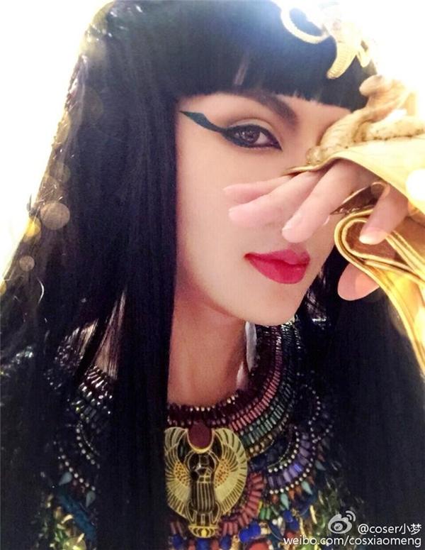 """NàngAsisu xinh đẹp của truyện """"Nữ Hoàng Ai Cập"""". (Ảnh: Internet)"""