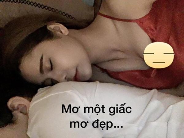"""Dòng trạng thái đầy ẩn ý của Trương Quỳnh Anh: """"Nếu có thể mơ một giấc mơ đẹp thì tốt quá"""". (Ảnh; Internet) - Tin sao Viet - Tin tuc sao Viet - Scandal sao Viet - Tin tuc cua Sao - Tin cua Sao"""