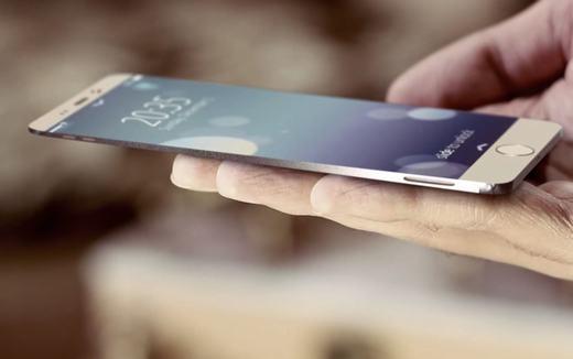 iPhone 7 sẽ mỏng hơn rất nhiều so với hiện tại. (Ảnh: Internet)