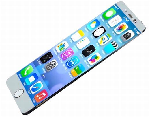 iPhone trong tương lai sẽ như thế này? (Ảnh: Internet)