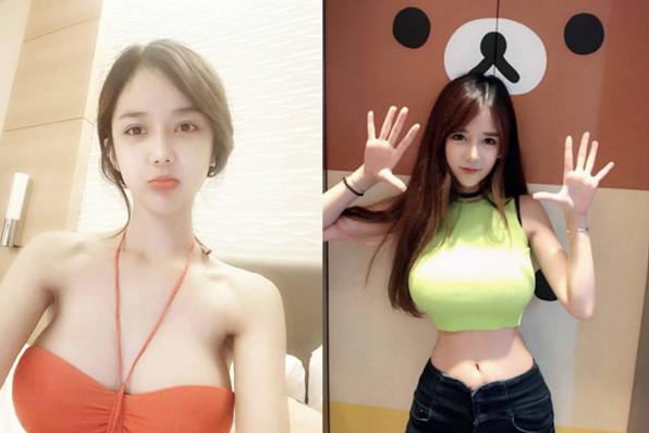 Cô gái Hàn Quốc gây sốt 9gag vì mặt xinh, thân hình như bước ra từ truyện tranh