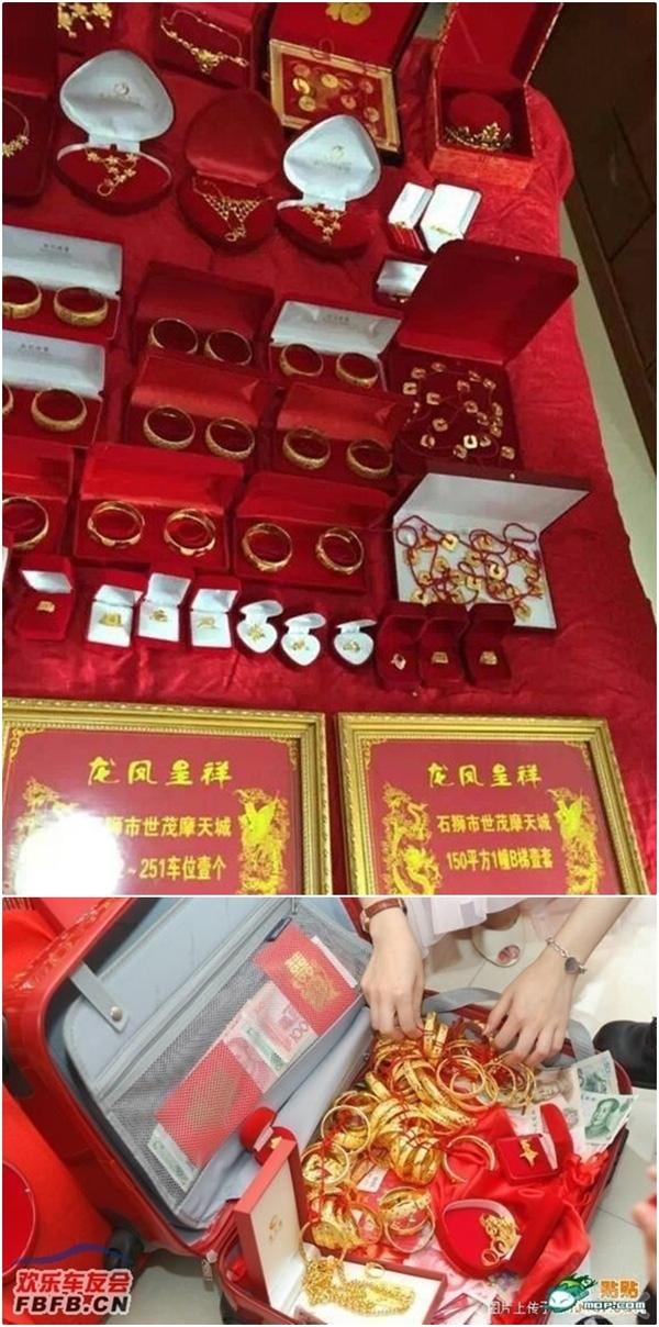 Những trò lốthay cho đám cưới ngày càng phổ biến trong xã hội Trung Quốc hiện nay. (Ảnh: Internet)