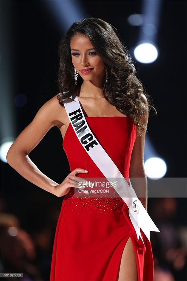 7. Top 5 Hoa hậu Hoàn vũ 2015 - Flora Coquerel (Pháp) - 4.273 - Tin sao Viet - Tin tuc sao Viet - Scandal sao Viet - Tin tuc cua Sao - Tin cua Sao