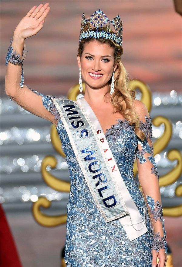 12. Hoa hậu Thế giới 2015 - Mireia Lalaguna (Tây Ban Nha) - 4.036 - Tin sao Viet - Tin tuc sao Viet - Scandal sao Viet - Tin tuc cua Sao - Tin cua Sao