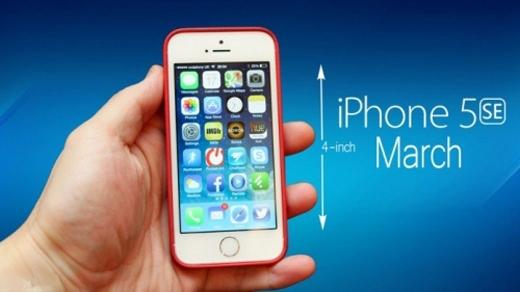 Thông tin về iPhone 5se khiến giới công nghệ sôi sục.