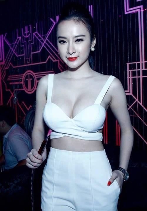 """Mạc Hồng Quân tuyên bố xem Angela Phương Trinh là """"Idol"""" trong việc thay đổi hình tượng. (Ảnh; Internet)"""