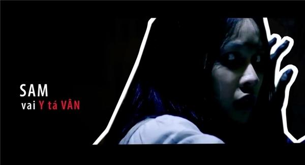 …và hotgirl Sam cũng góp mặt trong bộ phim với những vai diễn nắm giữ nhiều nút thắt quan trọng.