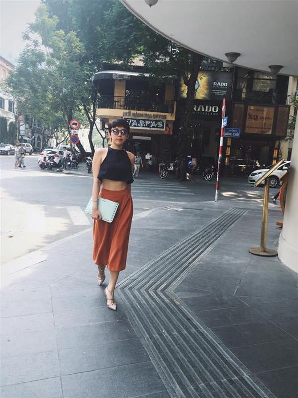 Angela Phương Trinh, Kỳ Duyên đọ phong cách đối lập
