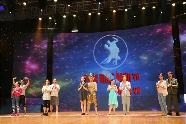 Đội hình thí sinh chính của Liveshow 2 chỉ còn 5 đôi nhảy. - Tin sao Viet - Tin tuc sao Viet - Scandal sao Viet - Tin tuc cua Sao - Tin cua Sao