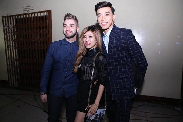 Thuận Nguyễn và Trang Pháp bất ngờ xuất hiện tại chương trình. - Tin sao Viet - Tin tuc sao Viet - Scandal sao Viet - Tin tuc cua Sao - Tin cua Sao