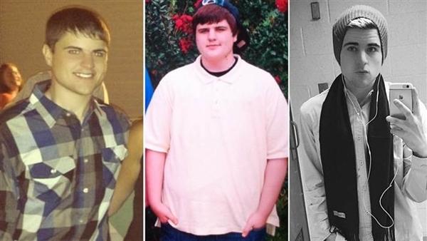 Chàng trai lột xác hoàn hảo sau khi giảm hơn 70kg