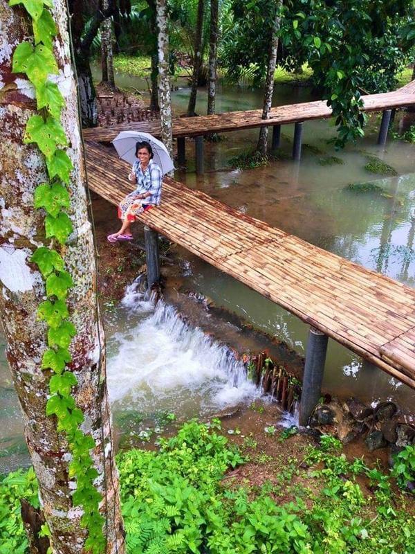 Baan Rai I Arunmang đến cho du khách những trải nghiệm hoàn toàn khác xa với những gì người ta hay tưởng tượng về Thái Lan.(Ảnh: Internet)