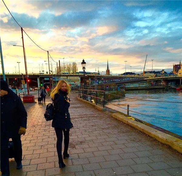 Thả lỏng và tận hưởng Stockholm xinh đẹp một cách trọn vẹn nhất nhé.(Ảnh: Internet)