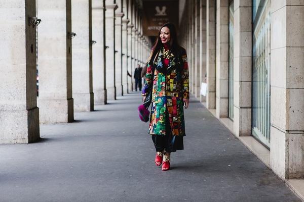 Tháng 3 - mùa lễ hội của những tín đồ thời trang Việt tại Paris