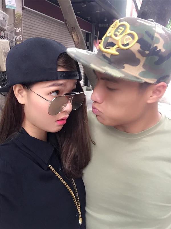 Một số hình ảnh của cặp đôi được Kỳ Hân công khai trên trang facebook cá nhân. - Tin sao Viet - Tin tuc sao Viet - Scandal sao Viet - Tin tuc cua Sao - Tin cua Sao