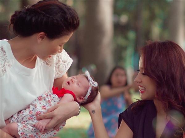 Maya lần đầu hé lộ nhật kí làm mẹ đơn thân - Tin sao Viet - Tin tuc sao Viet - Scandal sao Viet - Tin tuc cua Sao - Tin cua Sao