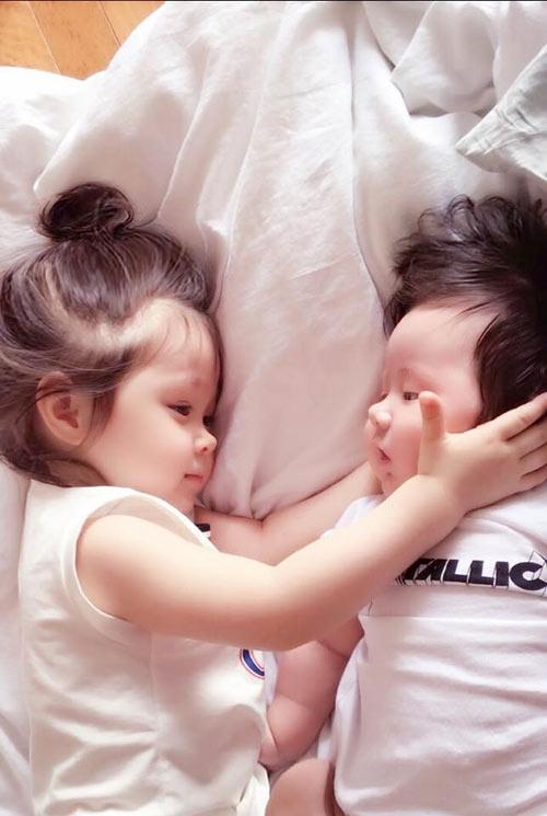 """Hình ảnh hai chịem tình cảm bên nhau khiến tim người hâm mộ""""lệch nhịp"""". - Tin sao Viet - Tin tuc sao Viet - Scandal sao Viet - Tin tuc cua Sao - Tin cua Sao"""
