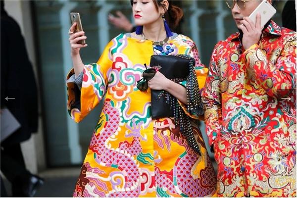 Tín đồ thời trang Việt tiếp tục được gọi tên trên kinh thánh Vogue