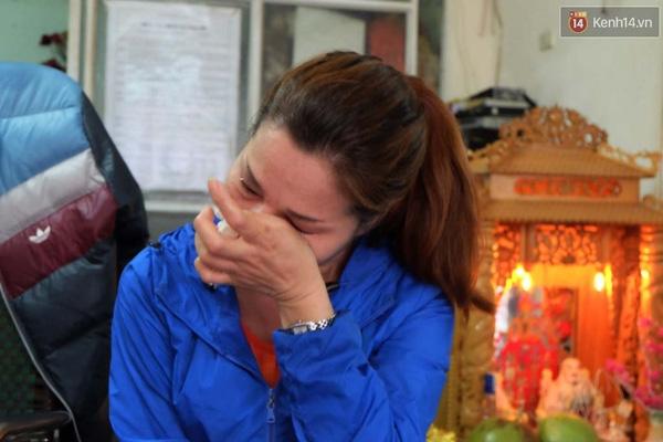 Hiện nay, chị Trang cũng muốn tìm cha mẹ ruột của mình. Ảnh: TTT