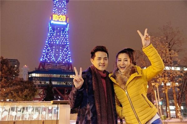 Đông Nhi – Ông Cao Thắng kỉ niệm 7 năm yêu hoành tráng tại Sapporo - Tin sao Viet - Tin tuc sao Viet - Scandal sao Viet - Tin tuc cua Sao - Tin cua Sao