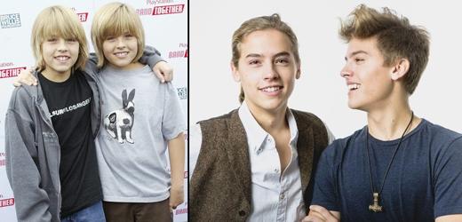 Dylan và Cole Sprouse: cặp anh em sinh đôi đáng yêu của The Suite Life of Zack & Cody (2005-2008) sau khi chia tay series phim truyền hình đình đám này hầu như không có tác phẩm nào đáng chú ý, chỉ dành phần lớn thời gian để học tập.