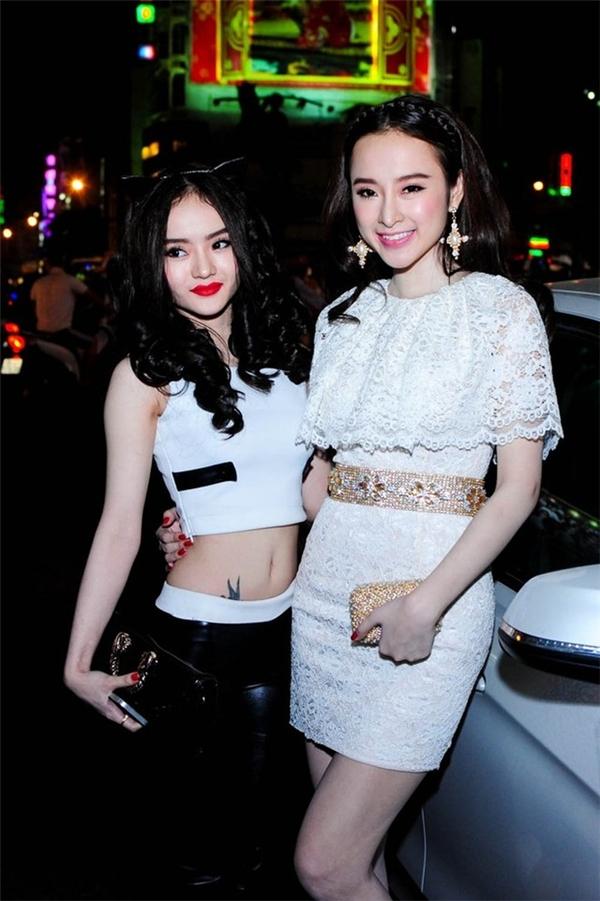 Em gái Angela Phương Trinh ngày càng xinh đẹp và gợi cảm - Tin sao Viet - Tin tuc sao Viet - Scandal sao Viet - Tin tuc cua Sao - Tin cua Sao