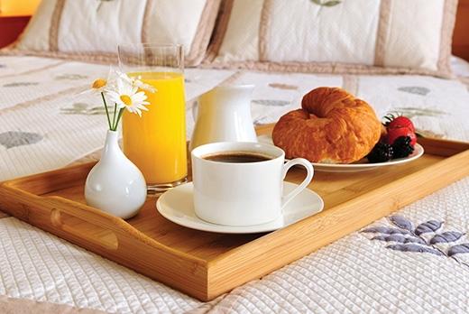 Bữa sáng là bữa ăn quan trọng nhất (Ảnh: Internet)