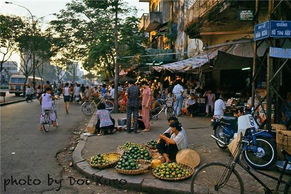Góc đại lộ Hàm Nghi và Hồ Tùng Mậu. (Ảnh: Internet)