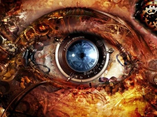 Mắt người hoạt động như một chiếc máy quay có độ phân giải không máy móc nào so sánh được. (Ảnh: Internet)