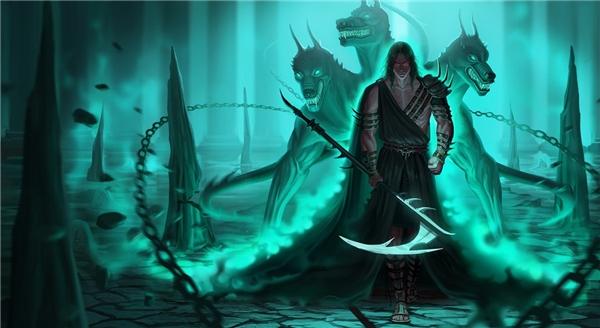 Hades vị thần cai quản địa ngục đầy quyền năng