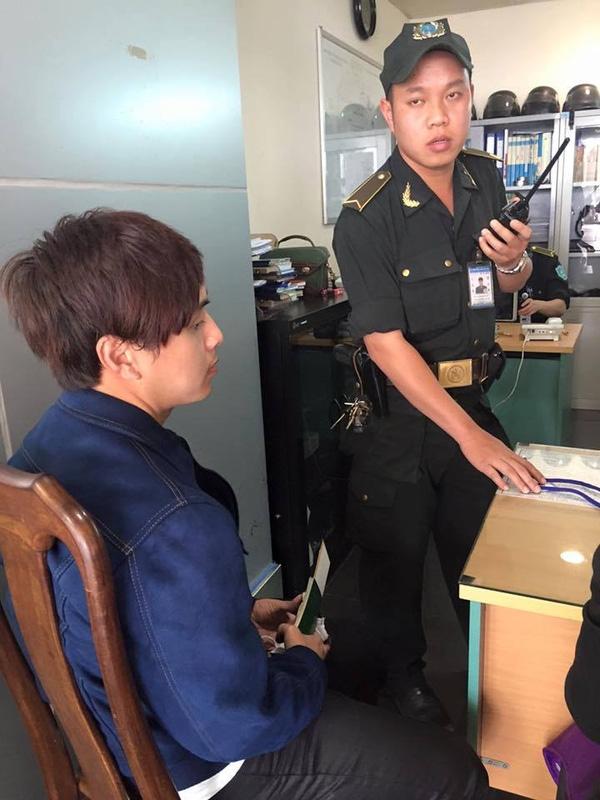 Hồ Quang Hiếu bị hải quan giữ lại do nghi án đặt bom khủng bố? - Tin sao Viet - Tin tuc sao Viet - Scandal sao Viet - Tin tuc cua Sao - Tin cua Sao