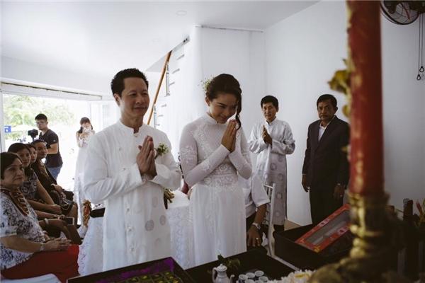 Lễ đính hôn của Như Thảo và đại gia Đức An. - Tin sao Viet - Tin tuc sao Viet - Scandal sao Viet - Tin tuc cua Sao - Tin cua Sao
